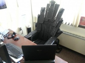 Game of Keyboards