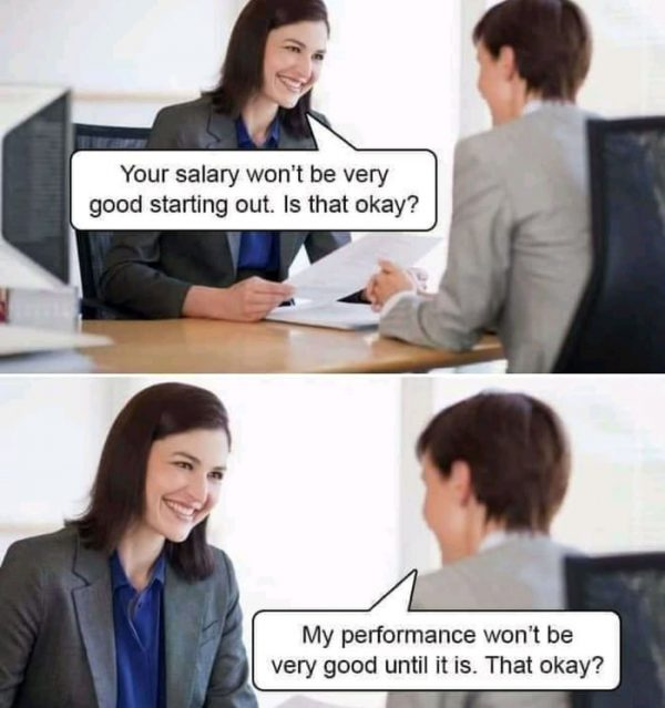 Your Salary